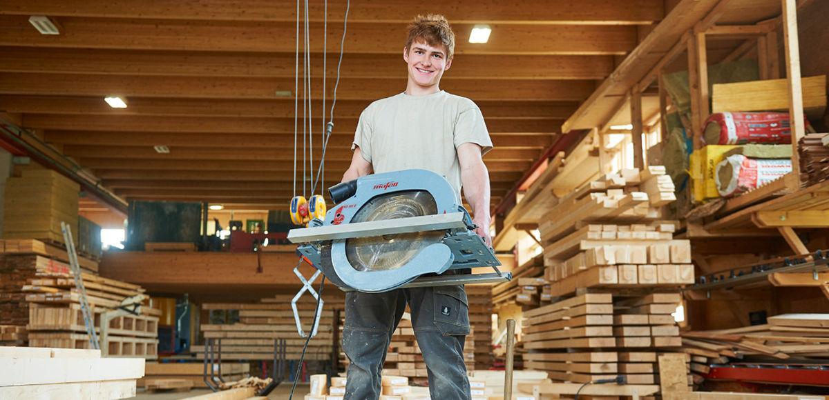 Vorarlberger Holzbau Zukunft Ausbildung Lehrbetriebe